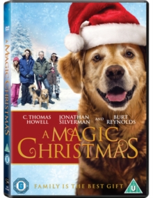 A   Magic Christmas, DVD