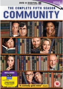 Community: The Complete Fifth Season, DVD