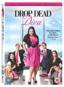 Drop Dead Diva: The Complete First Season, DVD  DVD