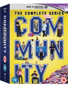 Community: The Complete Series, DVD DVD