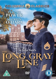 The Long Gray Line, DVD