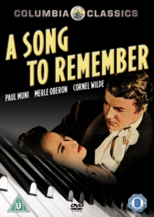 A   Song to Remember, DVD DVD
