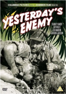 Yesterday's Enemy, DVD  DVD