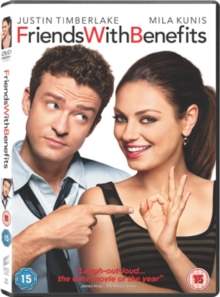 Friends With Benefits, DVD