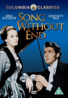 Song Without End, DVD  DVD