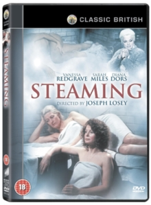 Steaming, DVD
