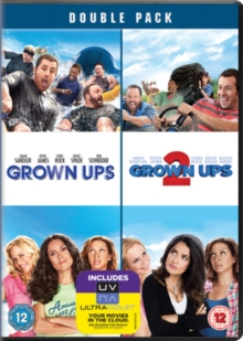 Grown Ups/Grown Ups 2, DVD