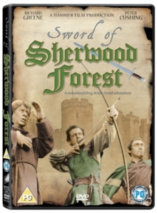 Sword of Sherwood Forest, DVD