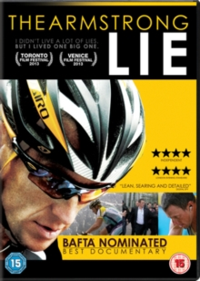 The Armstrong Lie, DVD DVD