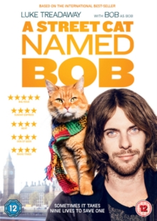 A   Street Cat Named Bob, DVD