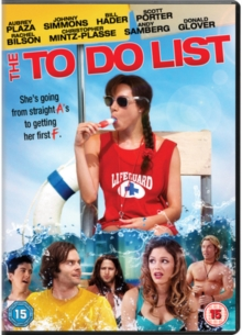 The To Do List, DVD