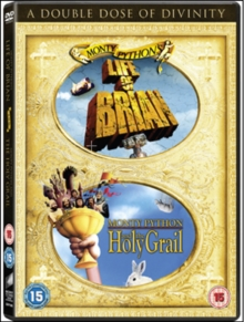 Monty Python and the Holy Grail/Life of Brian, DVD