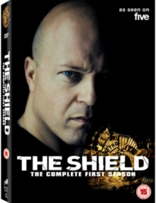 The Shield: Series 1, DVD
