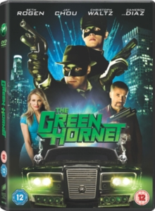 The Green Hornet, DVD DVD