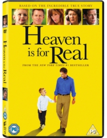 Heaven Is for Real, DVD  DVD