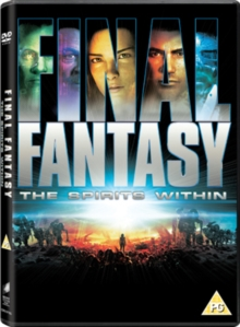 Final Fantasy: The Spirits Within, DVD