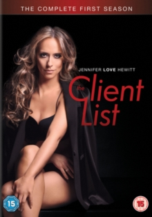 The Client List: The Complete First Season, DVD DVD