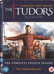 The Tudors: Season 4, DVD DVD