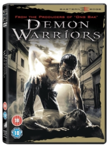Demon Warriors, DVD