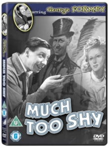 Much Too Shy, DVD