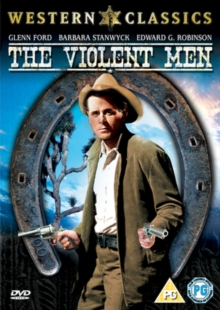 The Violent Men, DVD