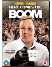 Here Comes the Boom, DVD