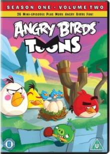 Angry Birds Toons: Season 1 - Volume 2, DVD