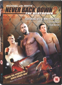 Never Back Down 2, DVD