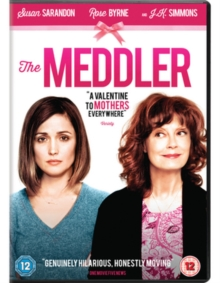 The Meddler, DVD