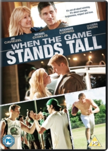 When the Game Stands Tall, DVD  DVD
