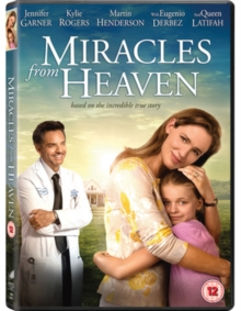 Miracles from Heaven, DVD DVD