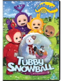 Teletubbies - Brand New Series - Tubby Snowball, DVD