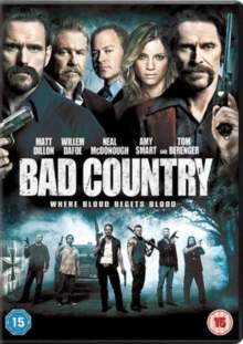 Bad Country, DVD