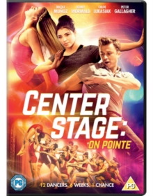 Center Stage: On Pointe, DVD DVD
