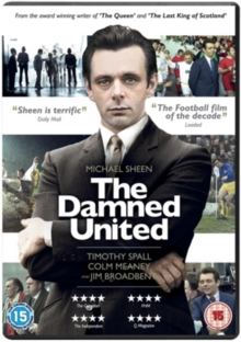 The Damned United, DVD DVD