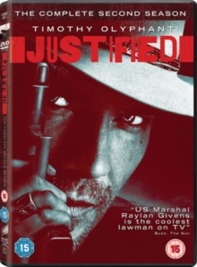 Justified: The Complete Second Season, DVD