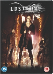Lost Girl: The Complete First Season, DVD