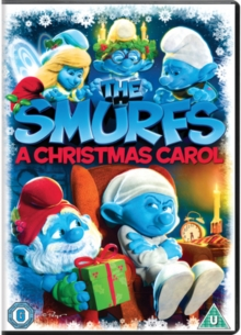 The Smurfs: A Christmas Carol, DVD