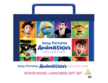 Sony Pictures Animation Collection, DVD