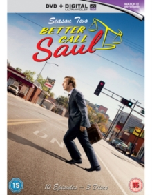 Better Call Saul: Season 2, DVD DVD