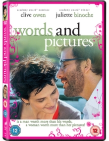 Words and Pictures, DVD