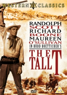 The Tall T, DVD