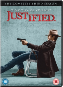 Justified: The Complete Third Season, DVD  DVD