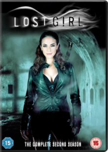 Lost Girl: The Complete Second Season, DVD  DVD