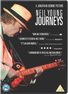 Neil Young: Journeys, DVD