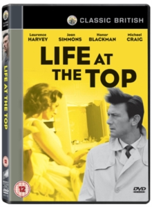 Life at the Top, DVD  DVD