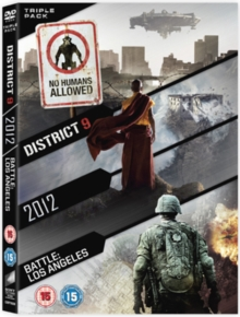 2012/Battle: Los Angeles/District 9, DVD