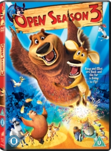 Open Season 3, DVD  DVD