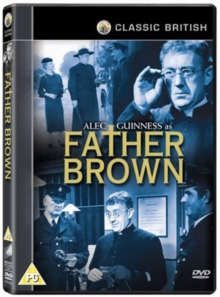 Father Brown, DVD  DVD