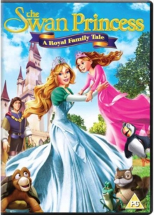 The Swan Princess: A Royal Family Tale, DVD